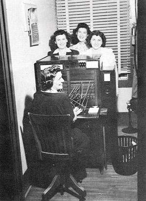 1946: Telephone System