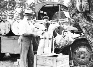 1955: Blending Fuels