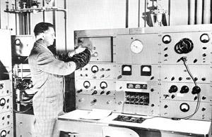 1955: Mass Spectrometer