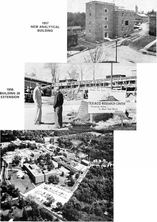 Campus Growth 1957-1981