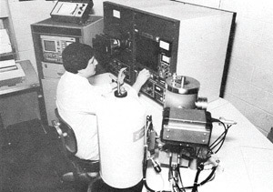 1981: Scanning Electron Microscope