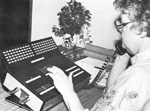 1981: Telephone System