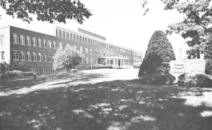 1981: The Front Gate Administration Building