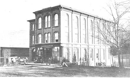 The Glenham Store