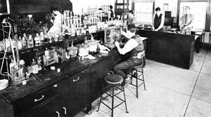 1939: Building 1 RM 19