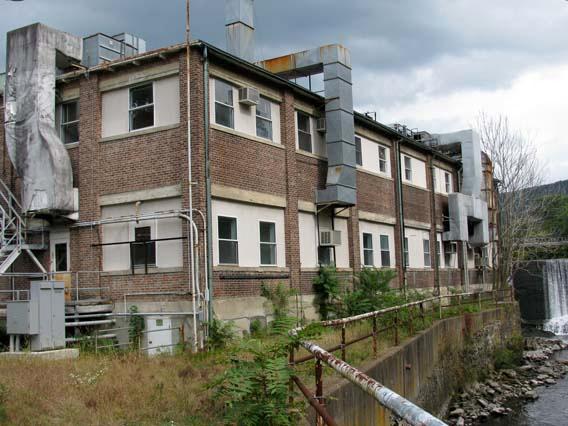 Building 3, looking northeast