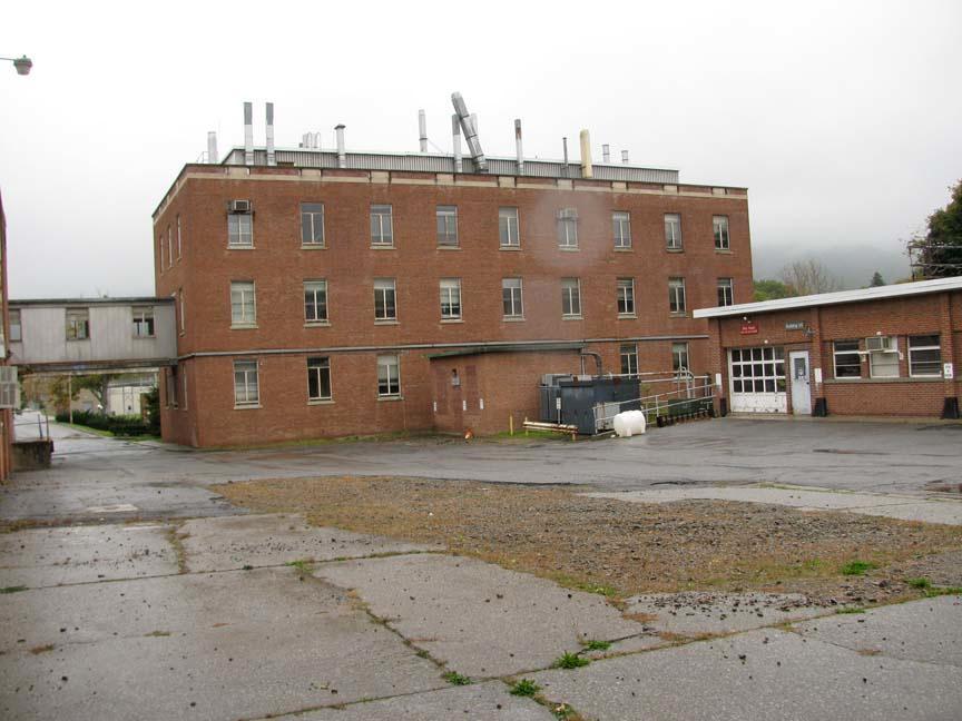 Buildings 65, looking southeast