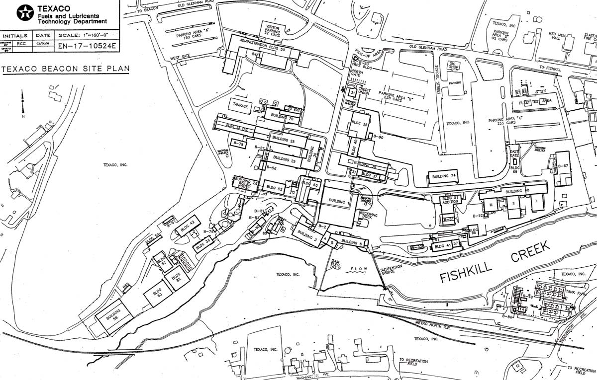 Beacon Campus Map Image 2 Glenham Mills