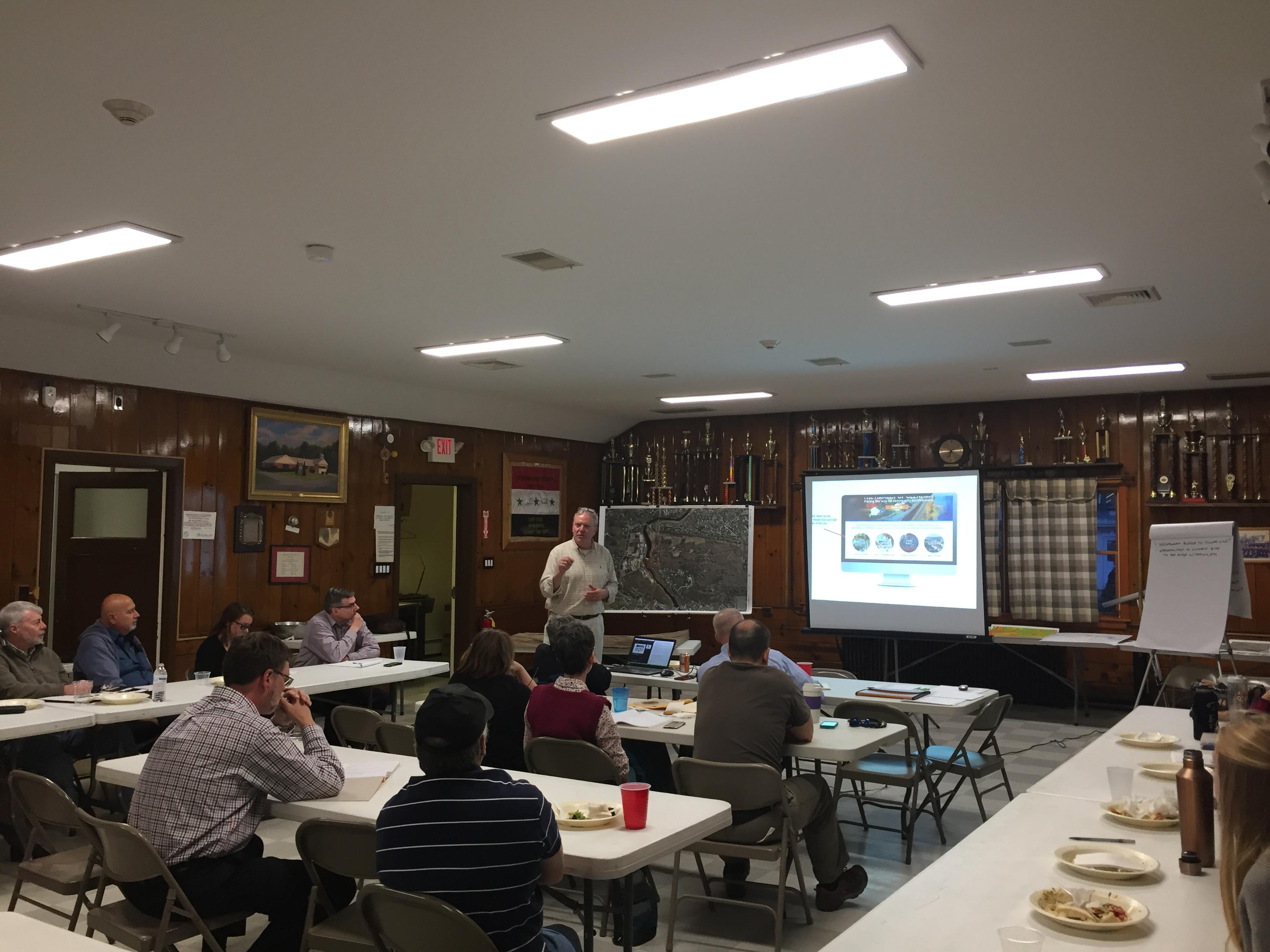 CAP meeting, 4/12/17